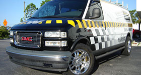 aluminum ladder racks for vans