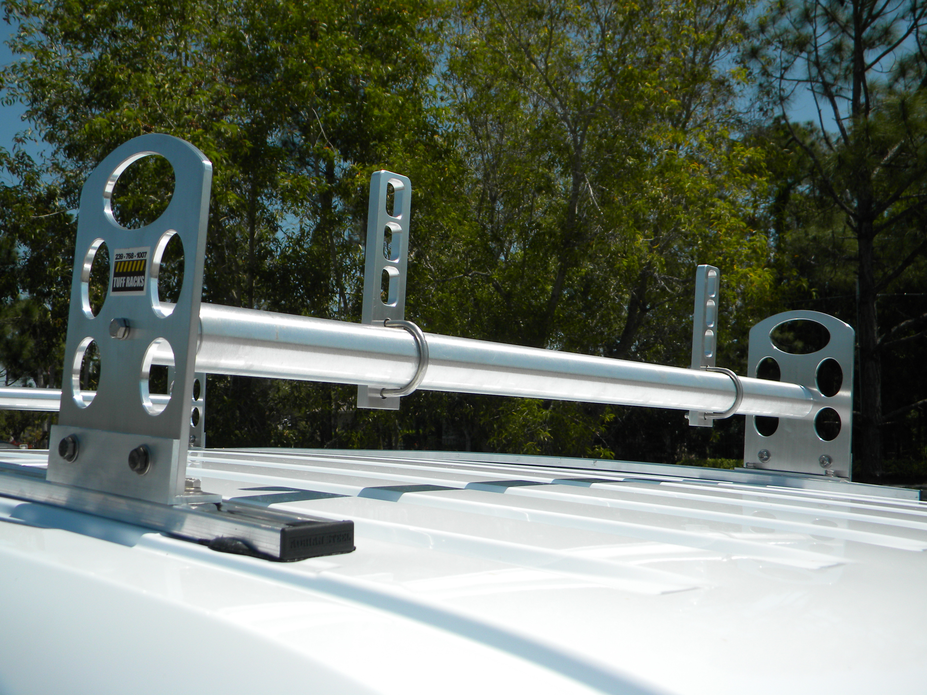 Ford Transit Connect Ladder Racks Tuff Racks