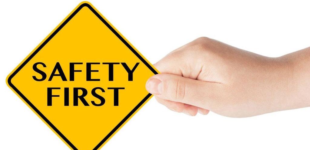 Ladder Rack Safety Tips