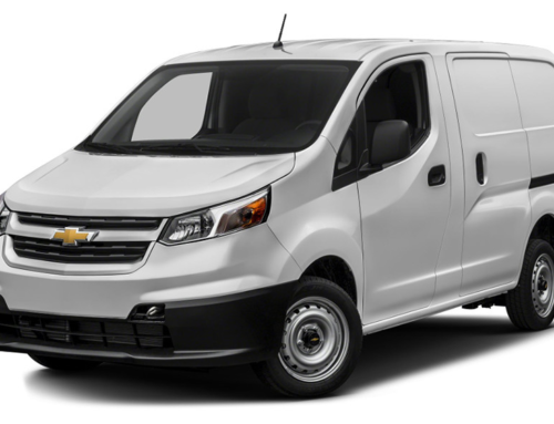 CITY EXPRESS: CHEVROLET'S NEWEST MINI VAN