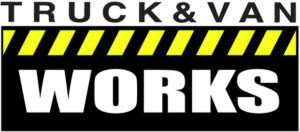 truck and van works logo
